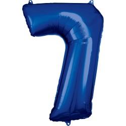 """Folinis balionas """"Skaičius 7"""""""