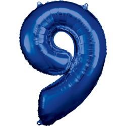 """Folinis balionas """"Skaičius 9"""""""