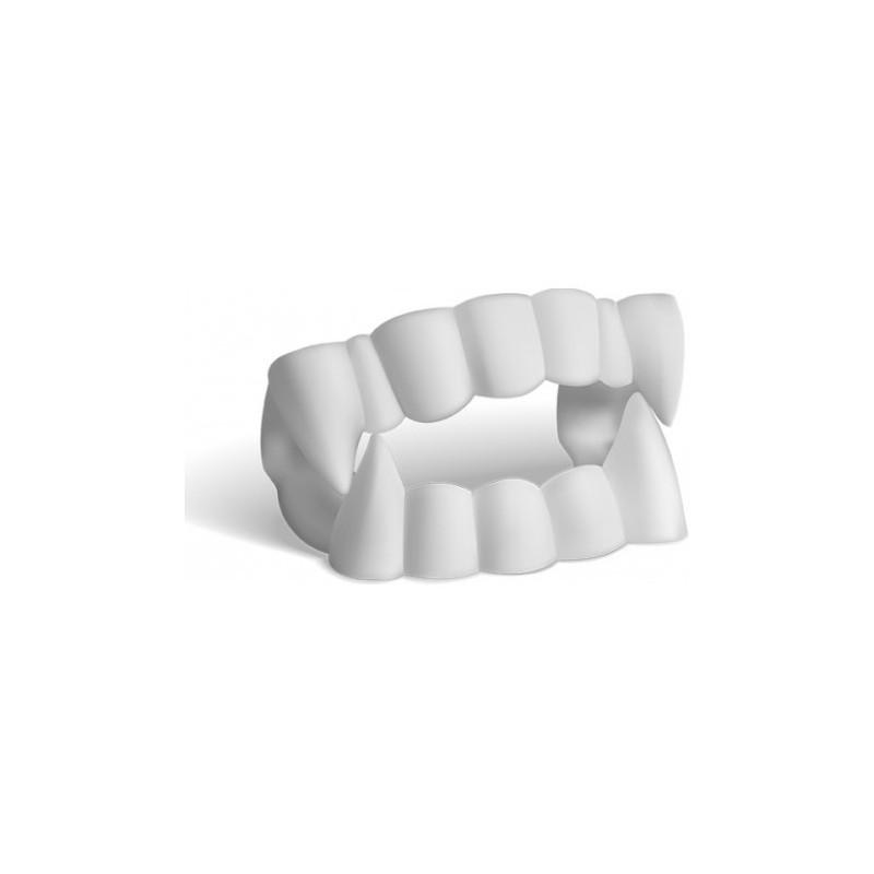 Vaikiški vampyro dantys/balti