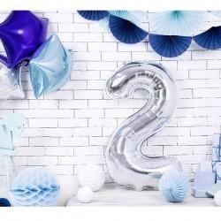 """Folinis balionas """"Skaičius 2"""""""