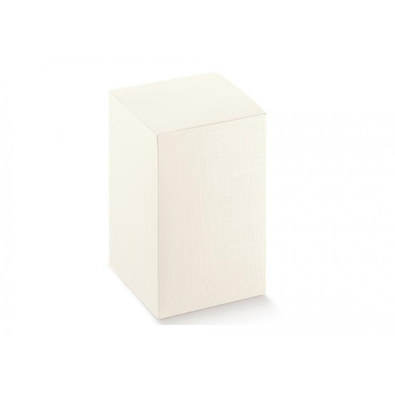 Dėžutė - Seta bianco / balta