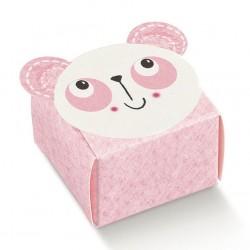 """Mini dėžutė """"Rožinė panda"""""""