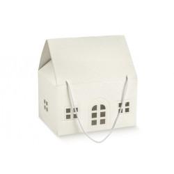 """Dėžutė """"Baltas namelis"""""""