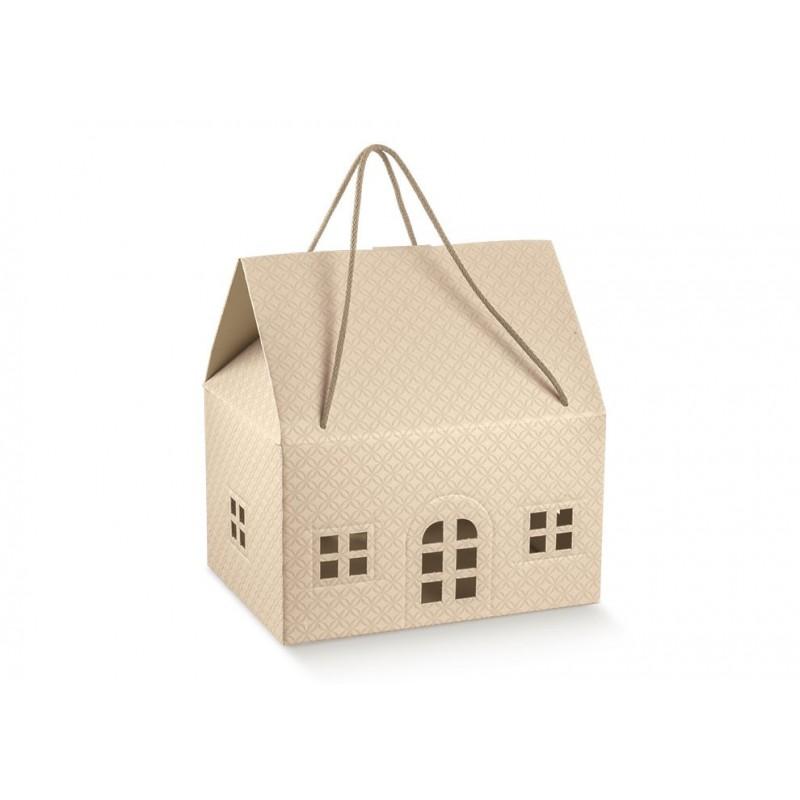 """Dėžutė """"Kreminis namelis"""""""