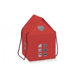 """Dėžutė """"Raudonas namelis"""""""