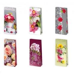 """Dovanų maišelis """"Gėlės"""""""