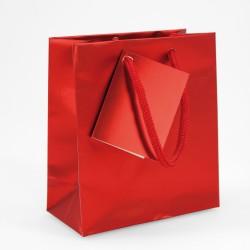 Dovanų maišelis / raudonas