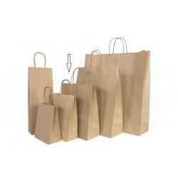 Dovanų maišelis / natūralus