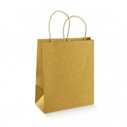 """Dovanų maišelis """"Auksiniai burbulai"""""""