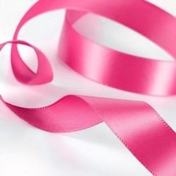 Medžiaginė juostelė / ryškiai rožinė