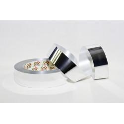 Plastikinė juostelė / sidabrinė