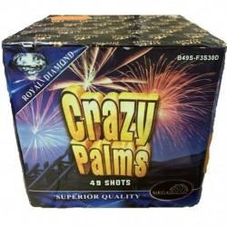 """Baterija """"Crazy palms"""""""