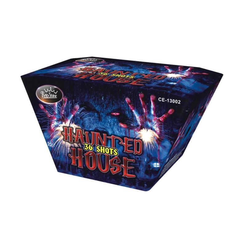 """Baterija """"Haunted house"""""""