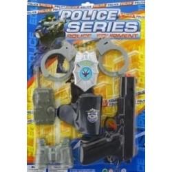 Policininko aksesuarų rinkinys
