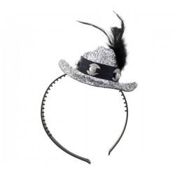 Lankelis - skrybėlaitė sidabrinė