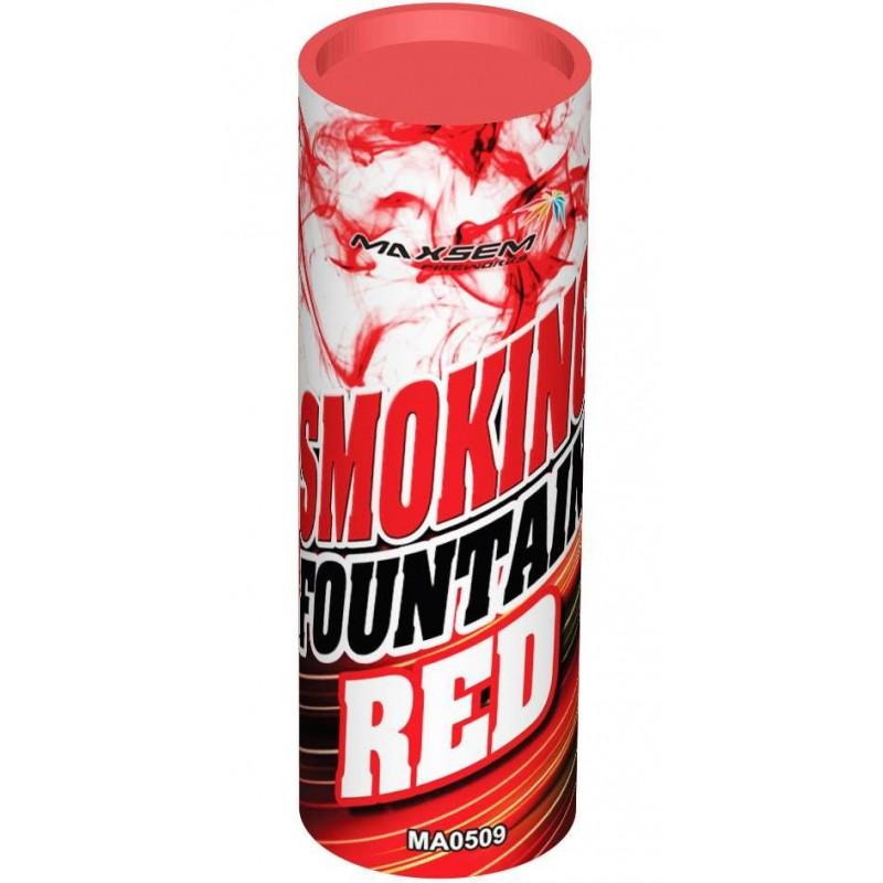 Dūmai / raudoni