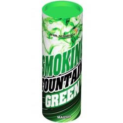 Dūmai / žali