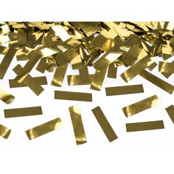 """Konfeti patranka """"Auksiniai popierėliai"""""""