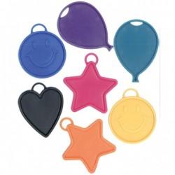 Svareliai balionams / įvairiaspalviai