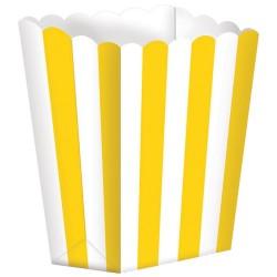 Užkandžių dėžutės / geltonos
