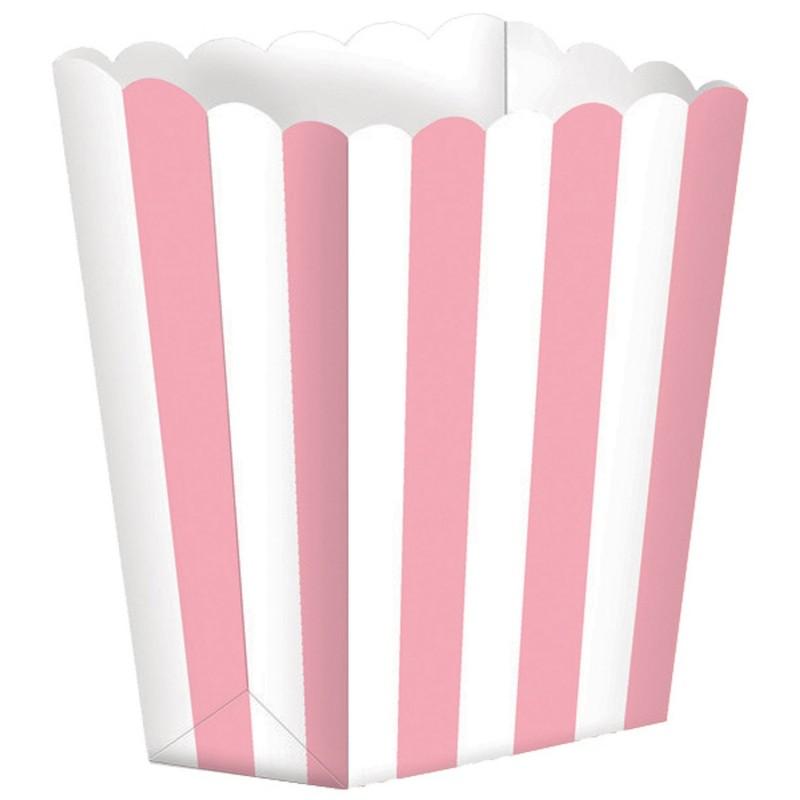 Užkandžių dėžutės / šviesiai rožinės