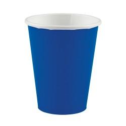 Vienkartiniai puodeliai / mėlyni