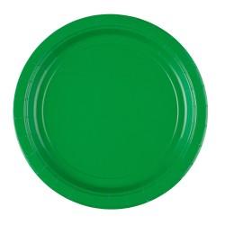 Vienkartinės lėkštutės / žalios