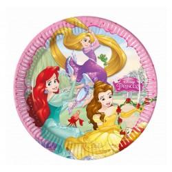 """Vienkartinės lėkštės """"Princesės"""""""