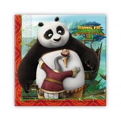 """Popierinės servetėlės """"Panda"""""""