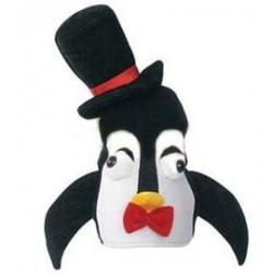 """Kaukė - kepurė """"Pingvinas"""""""