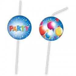 """Šiaudeliai """"Party"""""""