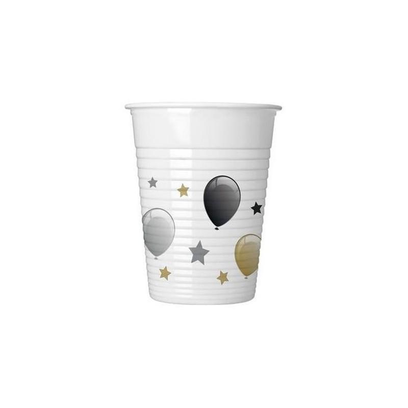 Vienkartiniai puodeliai HB balionai