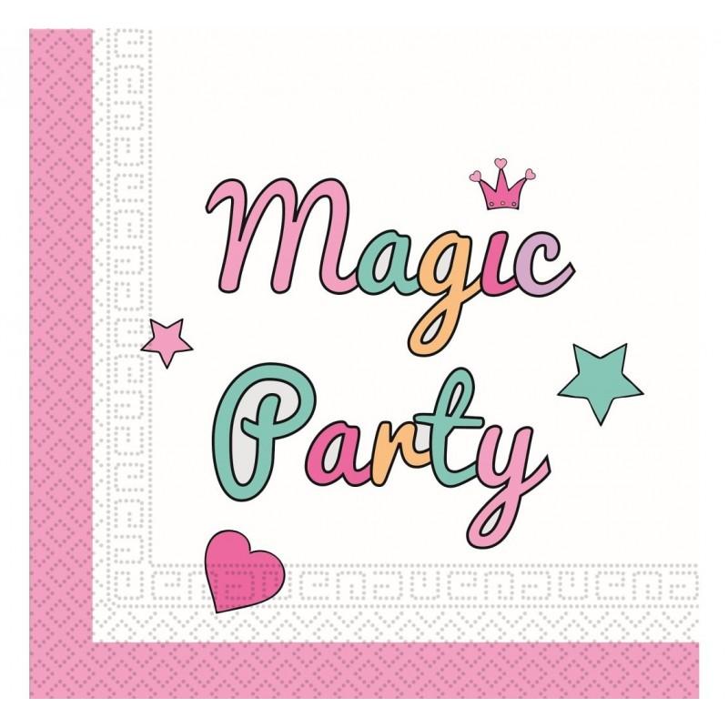 """Servetėlės """"Magic Party"""""""