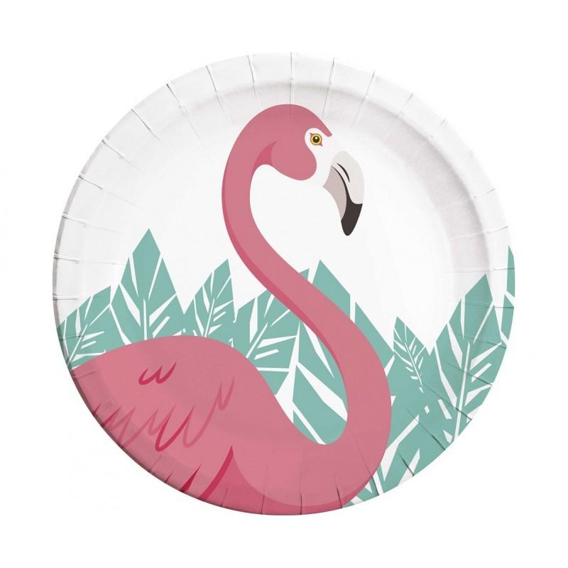 """Lėkštutės """"Flamingai"""""""