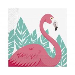 """Servetėlės """"Flamingai"""""""