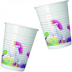 Vienkartiniai puodeliai Pakalikai