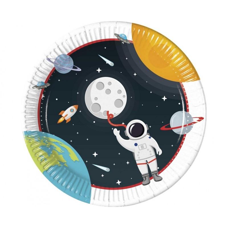 """Lėkštutės """"Kosmosas"""""""