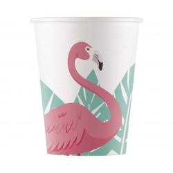 "Puodeliai ""Flamingai"""
