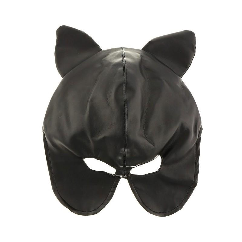 Katės kaukė-kepurė