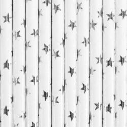 """Šiaudeliai """"Sidabrinės žvaigždės"""""""