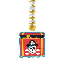 """Dekoracija """"Piratų vakarėlis"""""""