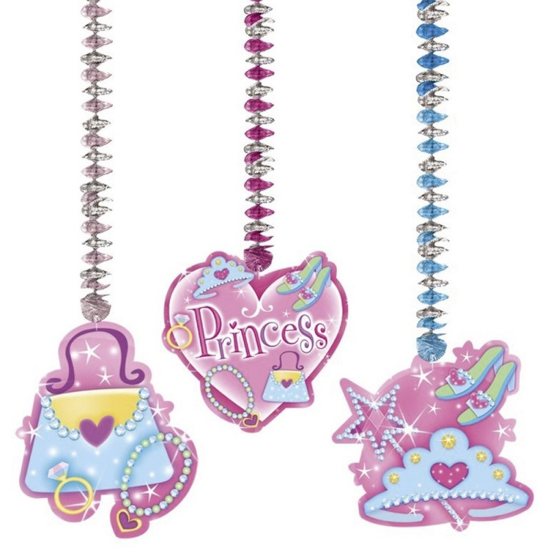 """Dekoracija """"Princesių vakarėlis"""""""