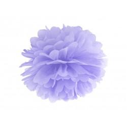 """Dekoracija """"Pūkuotis""""/ violetinis"""