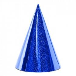 Kepurėlė holografinė mėlyna