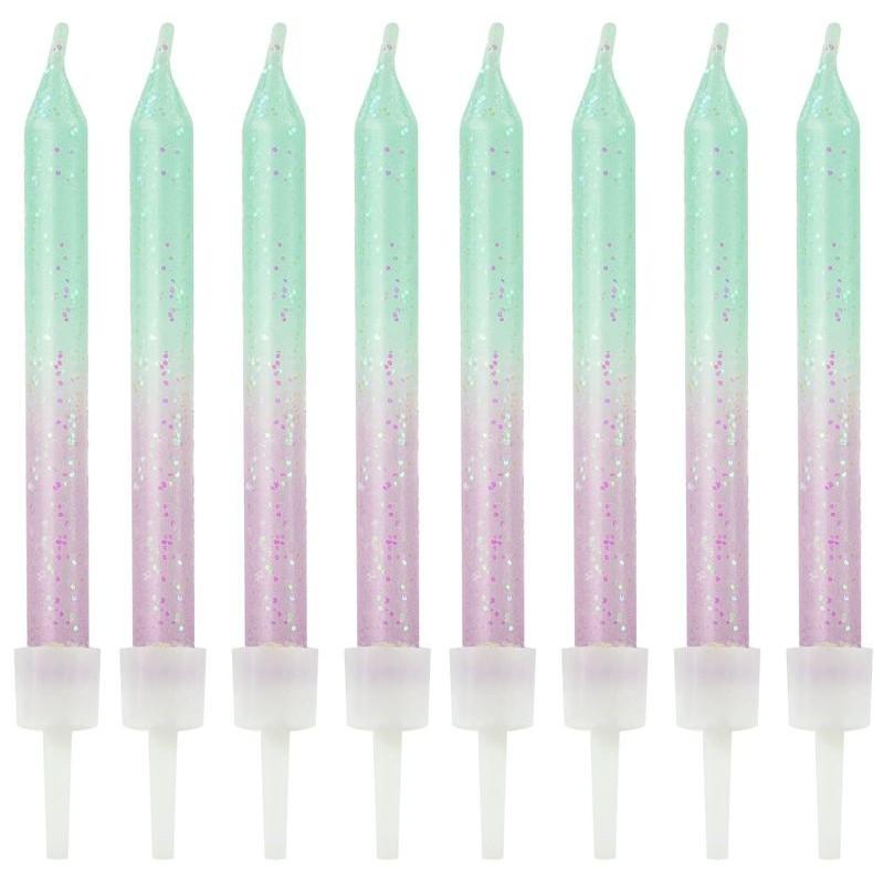 Žvakutės mėtinė/violetinės