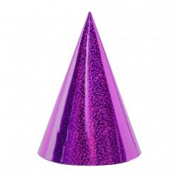 Kepurėlė holografinė violetinė