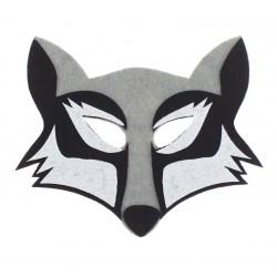 """Veltinio kaukė """"Vilkas"""""""