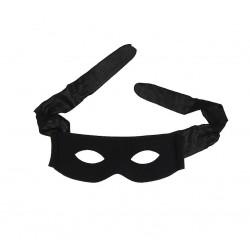 Domino kaukė / juoda