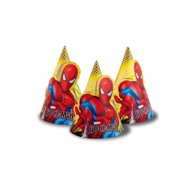 """Kepurėlės """"Žmogus voras"""""""