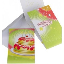 Kvietimai Happy birthday